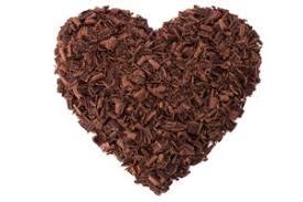 Resultado de imagem para chocolate amargo em coração