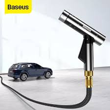 <b>Baseus Car</b> Washing Gun Sprayer Nozzle Magic Flexible Hose <b>Car</b> ...