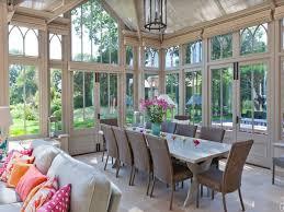 Sunroom Sunroom Dining Room Home Design Ideas