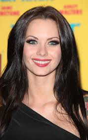 Jessica-Jane Clement. Jessica added cherry red lipg loss to her beauty look. She amped things up with lush lashes. - Jessica%2BJane%2BClement%2BMakeup%2BLipgloss%2B8xzC5vlABbtl