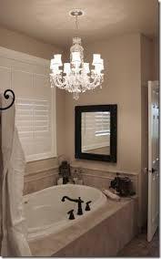 1000 ideas about bathroom chandelier on pinterest chandeliers bathroom and bath shower mixer bathroom chandelier lighting ideas