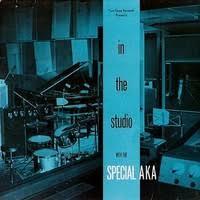 <b>Special AKA : In</b> the studio - Record Shop X