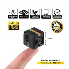 [Bayar Di Tempat]<b>SQ11 Mini Camera 1080P</b> Sport DV Mini Infrared ...
