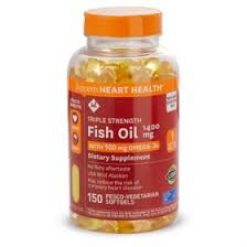 Member's Mark 1400 mg Triple-Strength <b>Wild Alaskan</b> Fresh <b>Fish Oil</b> ...