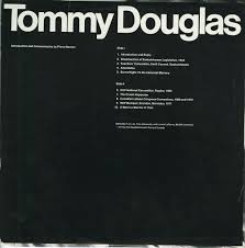 douglas tommy a tribute to tommy douglas box set tommy douglas 33 1 3rd vinyl album back
