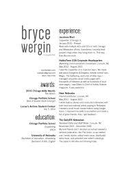 resume bryce wergin copywriter bryce sresume 1 jpg