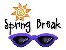 Image result for clip art spring break