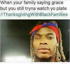All Eyez On Memes: Thanksgiving Edition Featuring Drake, Kanye ... via Relatably.com
