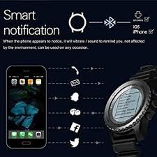 Buy ELECTROPRIME S968 <b>Smartwatch</b>, <b>Men</b> Bluetooth Watch ...