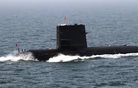 essay u s should consider establishing a south sea undated photo of chinese submarine