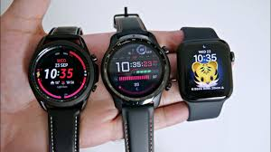 Apple Watch 6 vs <b>TicWatch Pro 3</b> vs Galaxy Watch <b>3</b> - Ultimate Triple ...