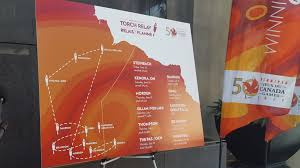 2017 summer games announce relay route 2017 games ten to twenty torchbearers in each rural community and 50 torchbearers in winnipeg will each carry the torch in 200 metre segments