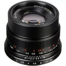 <b>Объектив 7Artisans 35mm</b> F2.0 Fuji (FX <b>Mount</b>) - купить в интернет ...