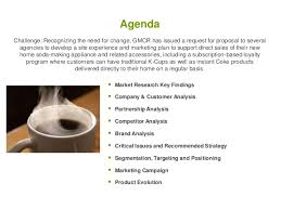 Green Mountain Coffee Roasters Strategy Case SlideShare