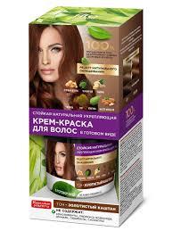Крем-<b>краска для волос</b> серии Народные рецепты Тон ...