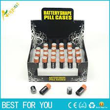 <b>2pc Free Shipping</b> small Battery Secret Stash Diversion Safe Pill ...