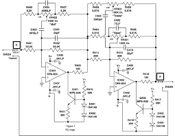 the solid state mic preamp recording magazine on digital output schematic