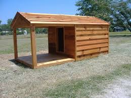DIY Dog House for Beginner IdeasDIY Dog House   Porch Pictures dog house   a porch