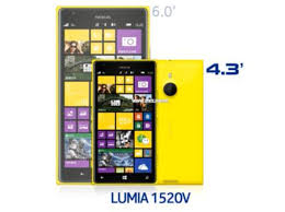 Mini Nokia Lumia 1520v rocks insane 512ppi screen