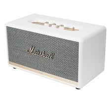 Портативная акустика <b>Marshall Stanmore II</b>, белый — купить в ...