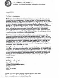 letter of recommendation medical residency recommendation letter writing