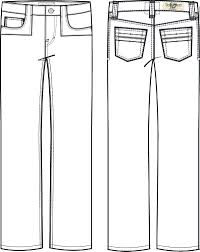 what is a technical designer in the fashion industry front back flat sketch