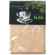 <b>Скатерть</b> из ткани с влагостойким покрытием, <b>120х140</b> см, <b>Alba</b> ...