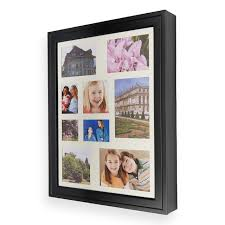<b>Wood</b> Collage Frame <b>Jewelry Wall Cabinet</b>