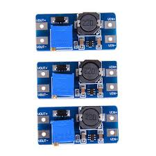 <b>3Pcs dc</b>-<b>dc 5v</b>/9v/12v/28v boost converter adjustable step up power ...