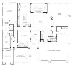 the best single story floor plans one story house plans pardee homes ideas best office floor plans