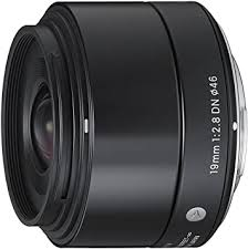 Sigma 19mm f/2.8 DN Lens for Sony NEX E-mount ... - Amazon.com