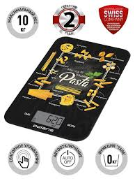 <b>Весы кухонные</b> PKS 1054DG Pasta электрон., (<b>POLARIS</b> ...