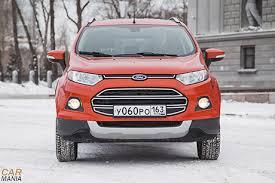 Относительный: тест-драйв Ford EcoSport 1,6 АТ 2WD | CAR ...