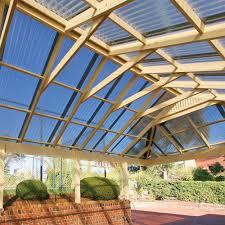 beam plastic patio cover