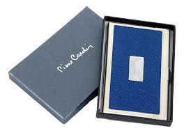 Купить <b>визитница в металлическом</b> корпусе с местом для лого ...