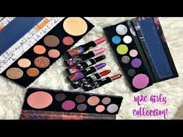 <b>MAC Girls</b> Collection Palettes + Swatches! - YouTube