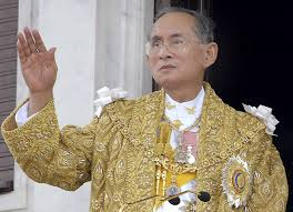 Image result for king of thailand dies