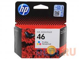 <b>Картридж HP</b> CZ638AE (<b>№46</b>) для 2020hc (CZ733A), 2520hc ...