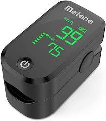 Pulse Oximeter Fingertip, Blood Oxygen Saturation ... - Amazon.com