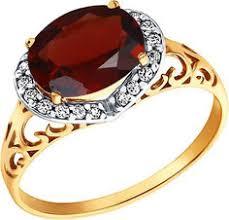 Женские кольца овальные – купить кольцо в интернет-магазине ...