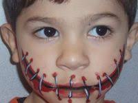 9 Best <b>Halloween</b> makeup for boys images | face painting <b>halloween</b> ...