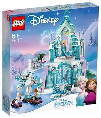 <b>Конструктор LEGO Disney</b> Princess 43172 Волшебный ледяной ...