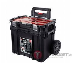 Ящик-<b>тележка KETER Connect</b> Organizer <b>Cart</b> (17205661) 56.4 х ...