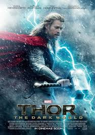 poster pelicula Thor 2: The Dark World (2013)