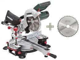 Crosscut and mitre saw <b>KGS 216 M</b> + sawblade 628060000&MET ...