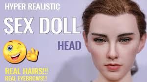 <b>New Sex</b> Doll Serie - <b>New wmdoll</b> hyper <b>realistic</b> head - YouTube
