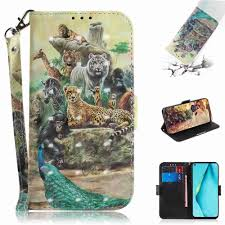 <b>Multi</b>-<b>Pattern 3D Painted Phone</b> Case for Huawei P40 Lite / Nova 6 ...