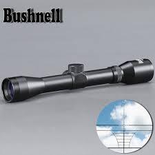 BUSHNELL <b>Hunting Optics 4X32 Airsoft</b> Optical Rifle Scope Sight ...