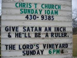 Image result for VERSE ON SATAN WISDOM