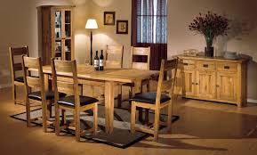 Oak Furniture Dining Room 5 Style Dining Room Furniture Oak Home And Furniture 2017